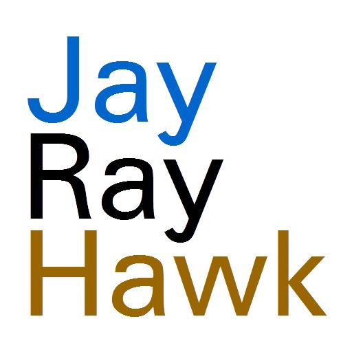 Jay Ray Hawk Logo