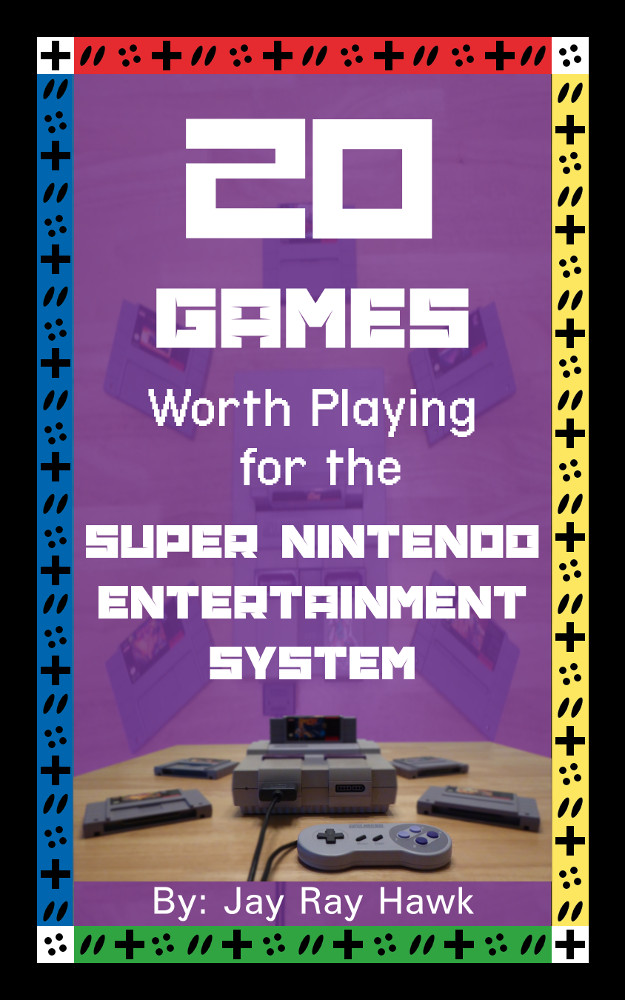 If you like old video games, check out my new e-book!